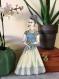 'frida' marionnette sur papier