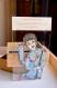 'i baronetti' - les 4 de liverpool - 4 marionettes sur papier