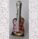 Guitare multcolore