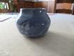 Petit vase en grès émaillé