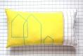 Happy home yellow