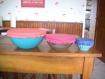 Couvercle alimentaire lavable (lot)