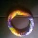 Bracelet en perles crocheté