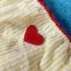 T36 culotte joli cœur 100% coton