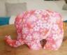 Doudou elephant avec grelot