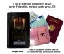 Protège passeport - disneyland phantom manor -  015
