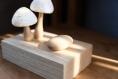 Les soeurs champignons - luminaire nocturne