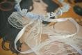 Couronne de fleurs cheveux pour mariée ou autre cérémonie