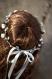 Couronne de fleurs cheveux modèle