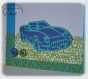 Carte d'anniversaire, scrapbooking, pour garçon, adolescent, homme, thème voiture