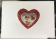 Carte mariage ou saint valentin