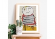 Impression d'art • affiche • decoration chambre d'enfant • art print • impression • peinture • art • decoration interieure • enfant