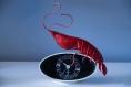 Crevette rouge décoration