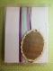 Mini kit de broderie oiseau pendentif sur support en bois - rico design