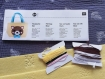 Kit sac feutrine ours - rico design
