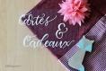Cartes et cadeaux | panneau personnalisé | mariage | calligraphie | plexiglass