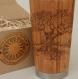 Wood gift travel mug olivier customized engraved design