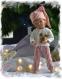 Vêtement pour poupée minouche