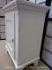 Ancienne armoire de poupée réhabilitée relooké en meuble de rangements