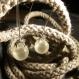 Bijoux boutons boucles d'oreilles