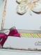Carte d'anniversaire papillon