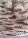Bonnet en laine beige