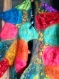 Echarpe en laine feutrée collection gypsie