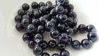 70x perles en verre - 12mm