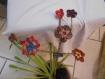 Branche fleurie à piquer  dans une plante, intérieur/extérieur