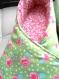 Chaussons kimono femme