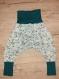 Pantalon sarouel - 3 mois - oeko tex