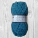 La laine canada bleu