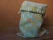 Lot de 2 sacs à vrac en coton recyclé