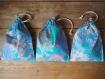 Lot de 3 sacs à vrac en coton recyclé
