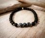 Bracelet élastique grey-men