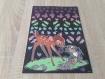 Affiche disney bambi et panpan
