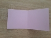 Carte et enveloppe disney minnie