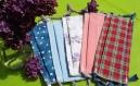 Masque barrière en tissu aux normes afnor - 3 couches