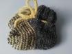 Chausson bébé en laine