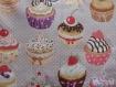 Ensemble manique et gant pour dînette, collection mini cupcake