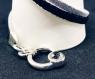 Bracelet double tours swarovski