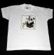 T-shirt brodé panda enfant 5 ans