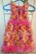 Robe élégante tricotée en laine pour bébé 1 an