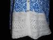 Gilet femme élégant tricoté en jacquard 42/44
