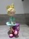 La petite fille et sa boîte à secret