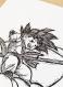 Dessin manga - goku dragon ball
