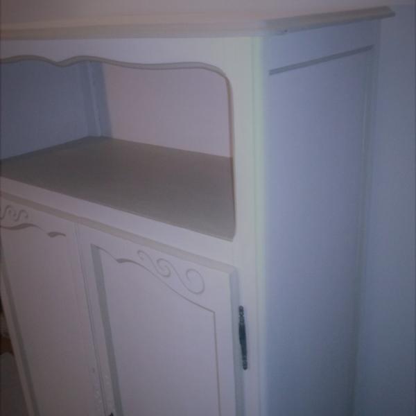 petite armoire ancienne ou grand confiturier - Petite Armoire Ancienne