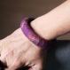 Le bracelet à manchette arabesque