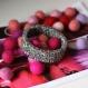Le bracelet à manchette fleuri