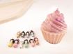 Bougie parfumée bijoux cupcake artisanale bola bois